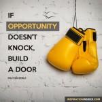 Build a Door