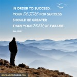 Desire for Success