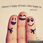 Whoever is Happy