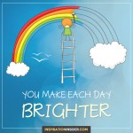 Each Day Brighter