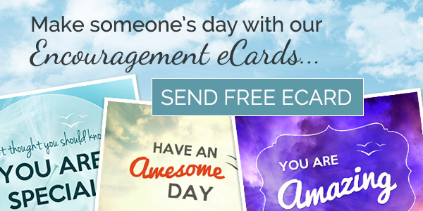 Encouragement eCards